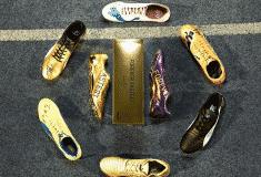Image de l'article Les pointes de sprint portées par Usain Bolt tout au long de sa carrière