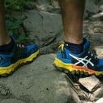 La GEL-FUJITRABUCO 8 d'ASICS : du confort, de l'accroche et de la protection pour vos sorties trail!
