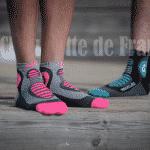 Nouvelle gamme de chaussettes LCF faites à l'aide de bouteilles en plastique recyclées