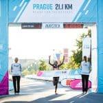Record du monde féminin du semi-marathon pour Peres Jepchirchir à Prague!