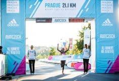 Image de l'article Record du monde féminin du semi-marathon pour Peres Jepchirchir à Prague!