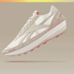 Une paire de sneakers Reebok inspirée de l'histoire de Marie-José Pérec et de ses racines