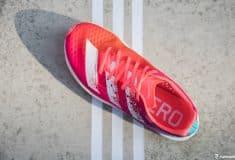 Image de l'article Test de la adidas adizero adios pro