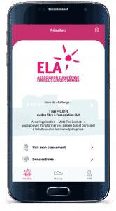 application-ela-course-connectée