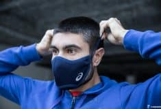 Image de l'article runpack teste le masque de running ASICS FACE COVER