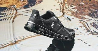 Image de l'article Une version Waterproof de la confortable Cloudflyer d'On Running est disponible