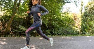 Image de l'article Arena présente sa nouvelle sélection textile pour les sorties running hivernales