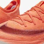 Nouveau coloris Mango pour la Alphafly, la Vaporfly, la Tempo et la Pegasus de Nike!