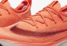 Image de l'article Nouveau coloris Mango pour la Alphafly, la Vaporfly, la Tempo et la Pegasus de Nike!