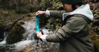 Image de l'article Comment enlever le goût de plastique des poches à eau, flasques et gourdes ?