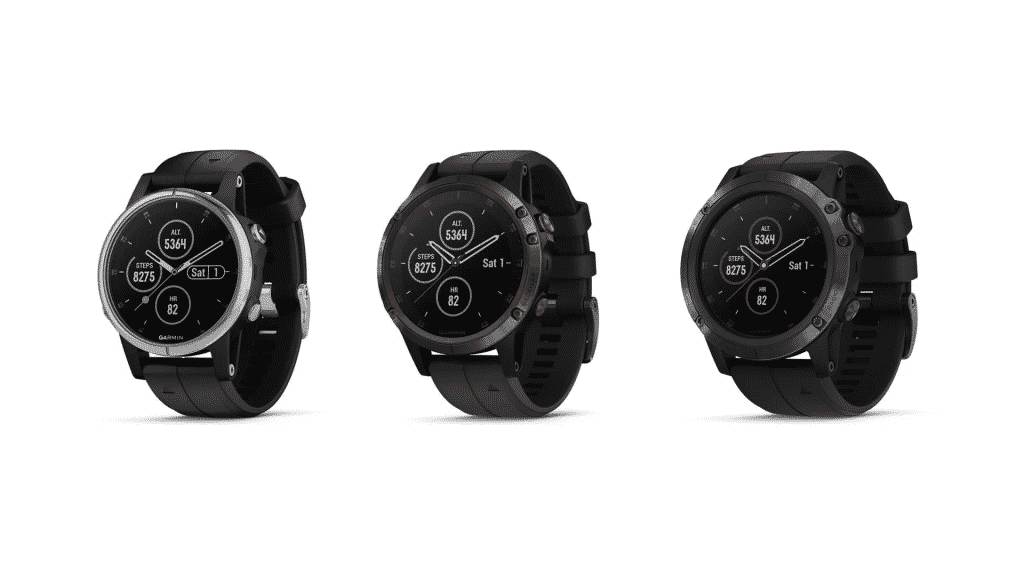 Garmin-Fenix-5-Plus-5S-5X