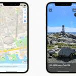 Découvrez les nouvelles fonctionnalités de la cartographie Apple