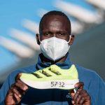 Découvrez les chaussures des records du monde 2020