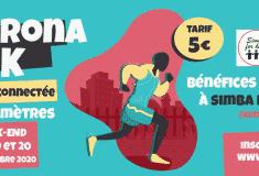 Image de l'article Participez à la course connectée Corona 10k by Run'ix