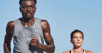 Image de l'article Mise à jour de la gamme running et cross d'Under Armour !