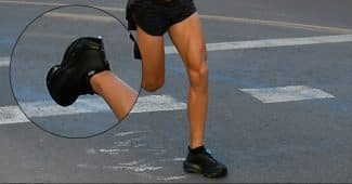 Image de l'article Un athlète français avec des Alphafly masquées au marathon de Valence