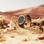 Coros dévoile un nouveau coloris de sa montre Sol Desert Vertix