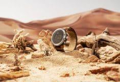 Image de l'article Coros dévoile un nouveau coloris de sa montre Sol Desert Vertix