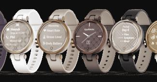 Image de l'article GARMIN dévoile Lily, une montre connectée pour femmes