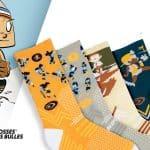 Des Bosses et Des Bulles lance une collection en collaboration avec BV Sport