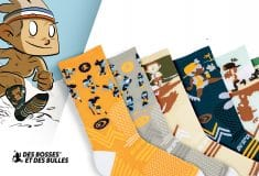 Image de l'article Des Bosses et Des Bulles lance une collection en collaboration avec BV Sport