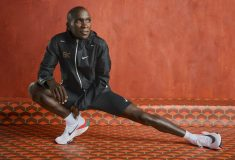Image de l'article Nike lance une collection capsule avec Eliud Kipchoge