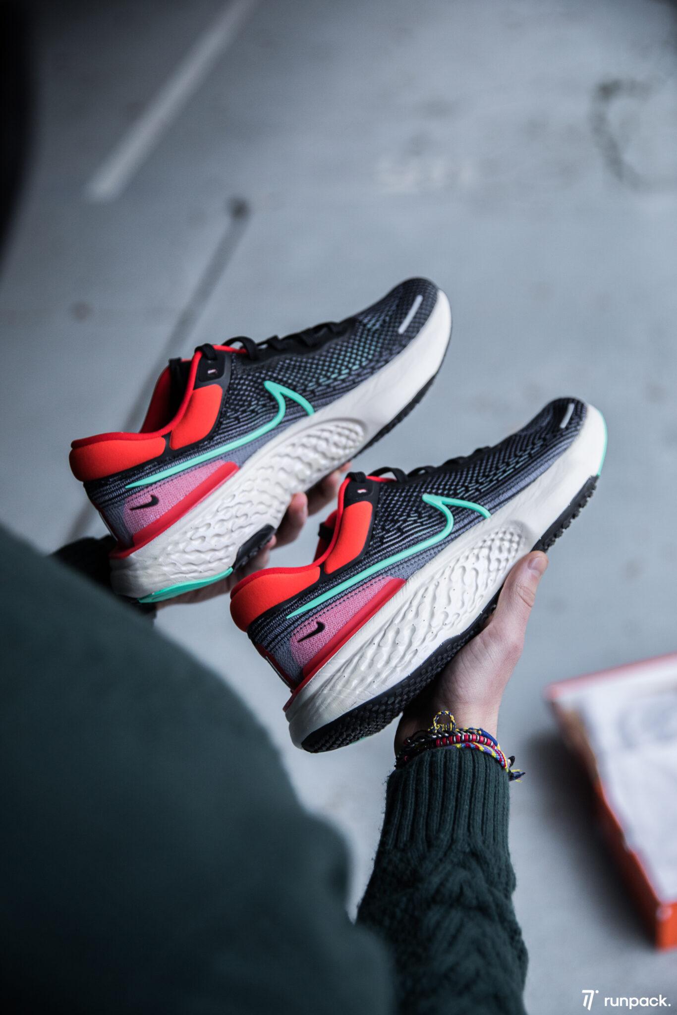 nike zoomx invincible run chaussures running runpack 6