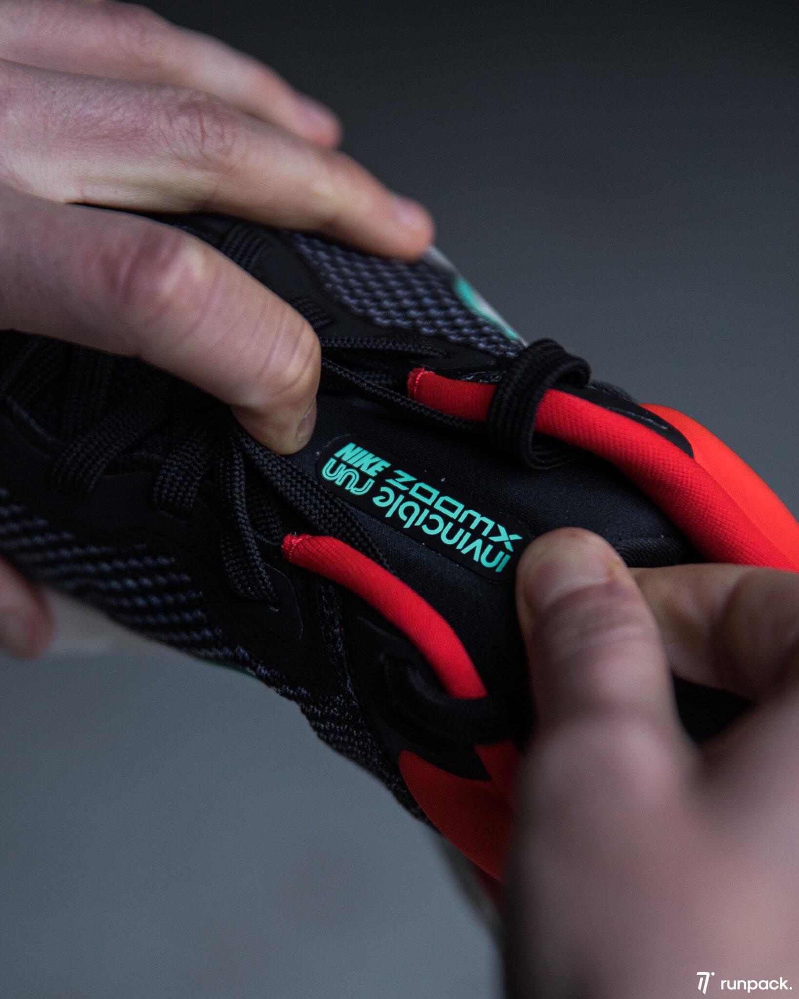 nike zoomx invincible run chaussures running runpack 5