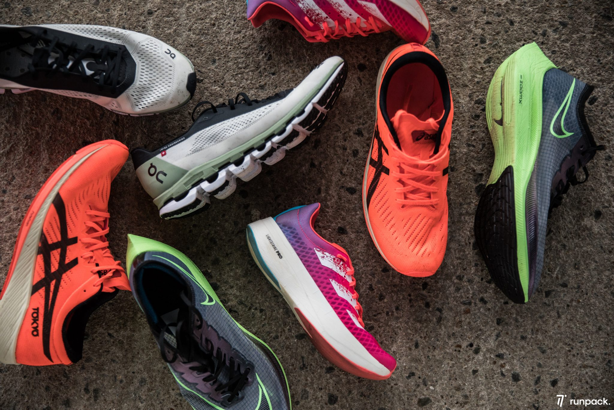 quelle est la meilleure chaussure de running runpack