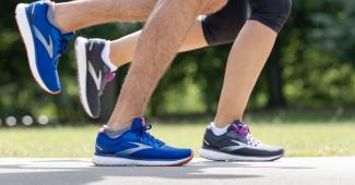 Image de l'article Brooks Trace : la chaussure de running pour débutants