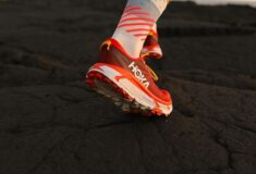 Image de l'article Hoka et I-Run dévoilent la Mafate Speed 3 «Run on fire»