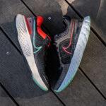 Comparatif Nike Zoomx Invincible Run / React Infinity Run 2