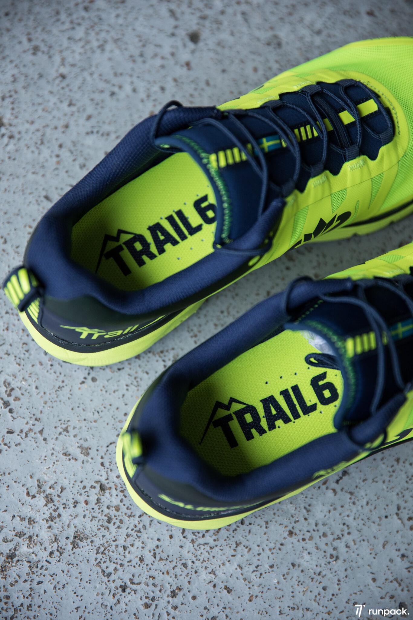chaussures trail 6 salming runpack 6