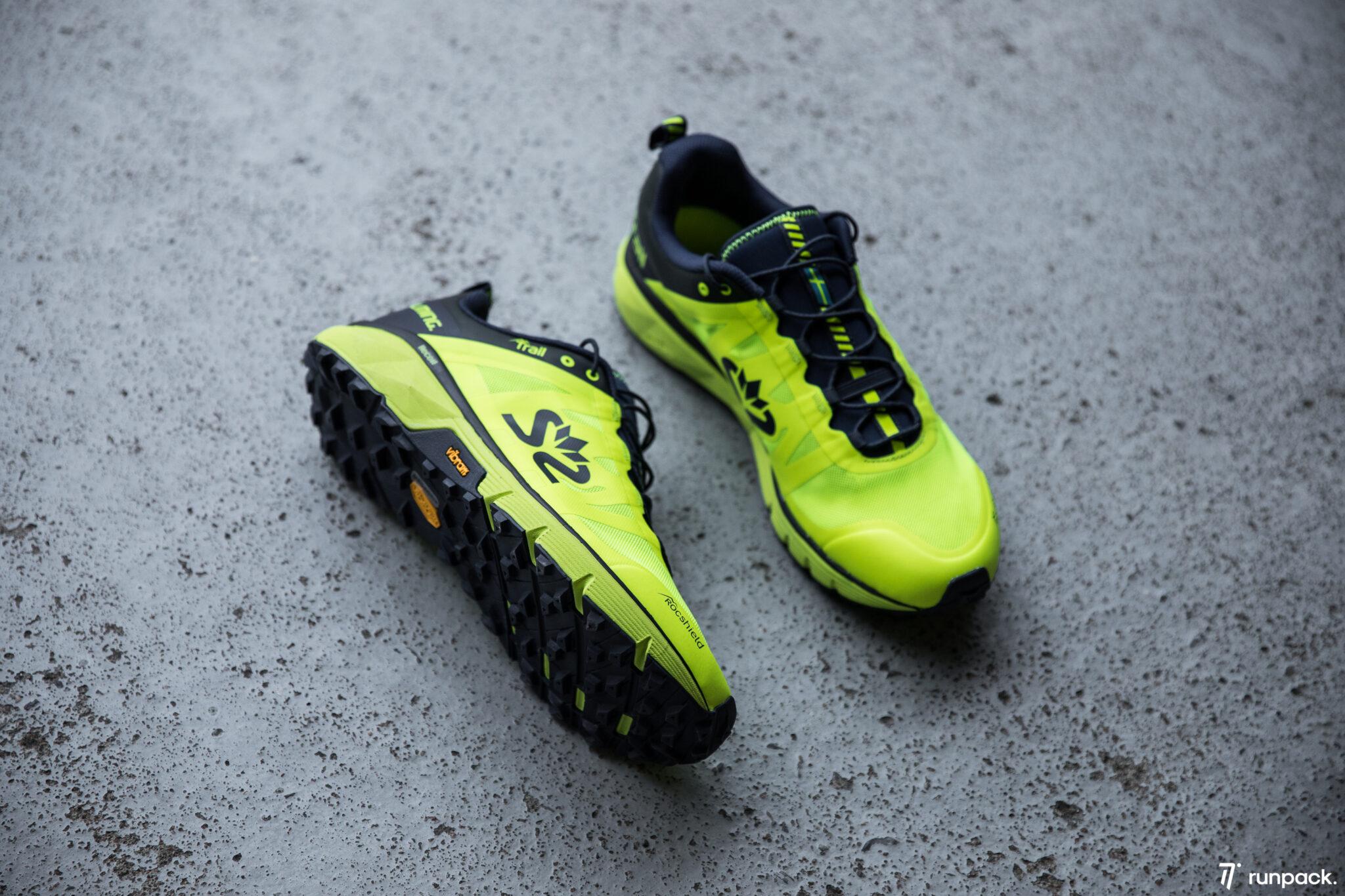 chaussures trail 6 salming runpack