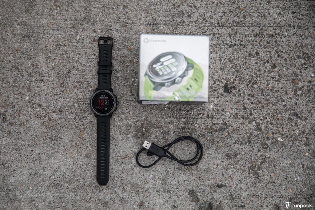 Coros Apex Pro Montre GPS Test Avis