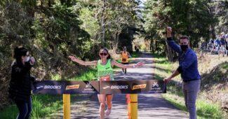 Image de l'article Nouveau record du monde du 50km pour Des Linden en moins de 3 heures!
