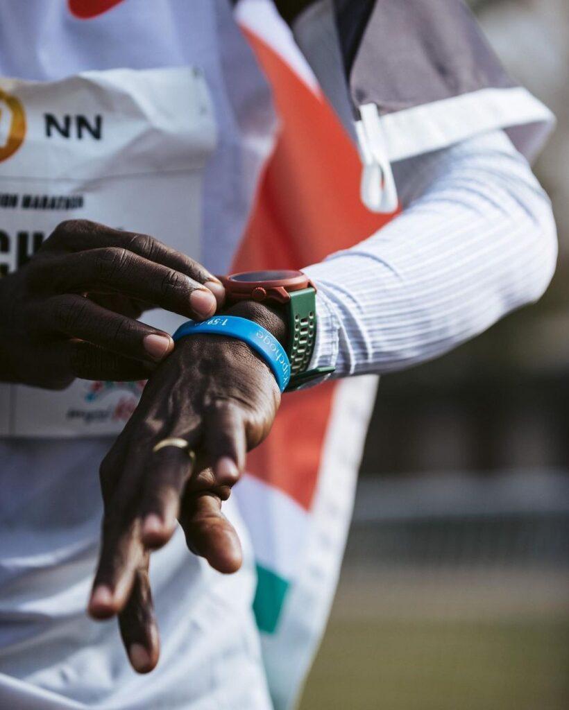 Eliud Kipchoge Mission Marathon Coros PACE 2 Enschede