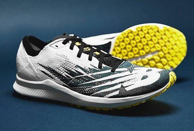 Chaussure de running New Balance 1500v6 - Test et avis