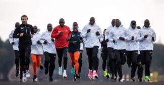Image de l'article Mission Marathon à Enschede pour Eliud Kipchoge et la NN Running Team