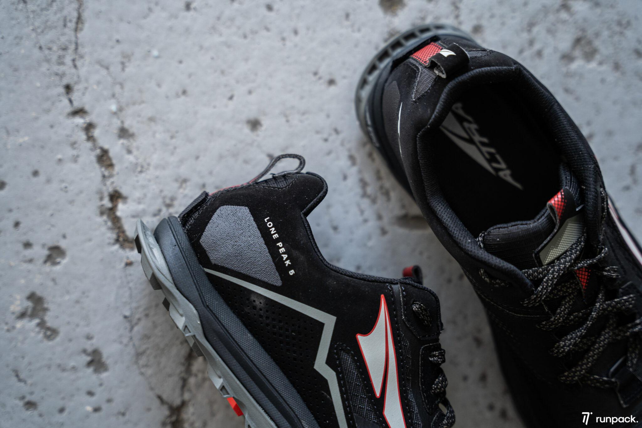 altra lone peak 5.0 chaussure trail runpack 4