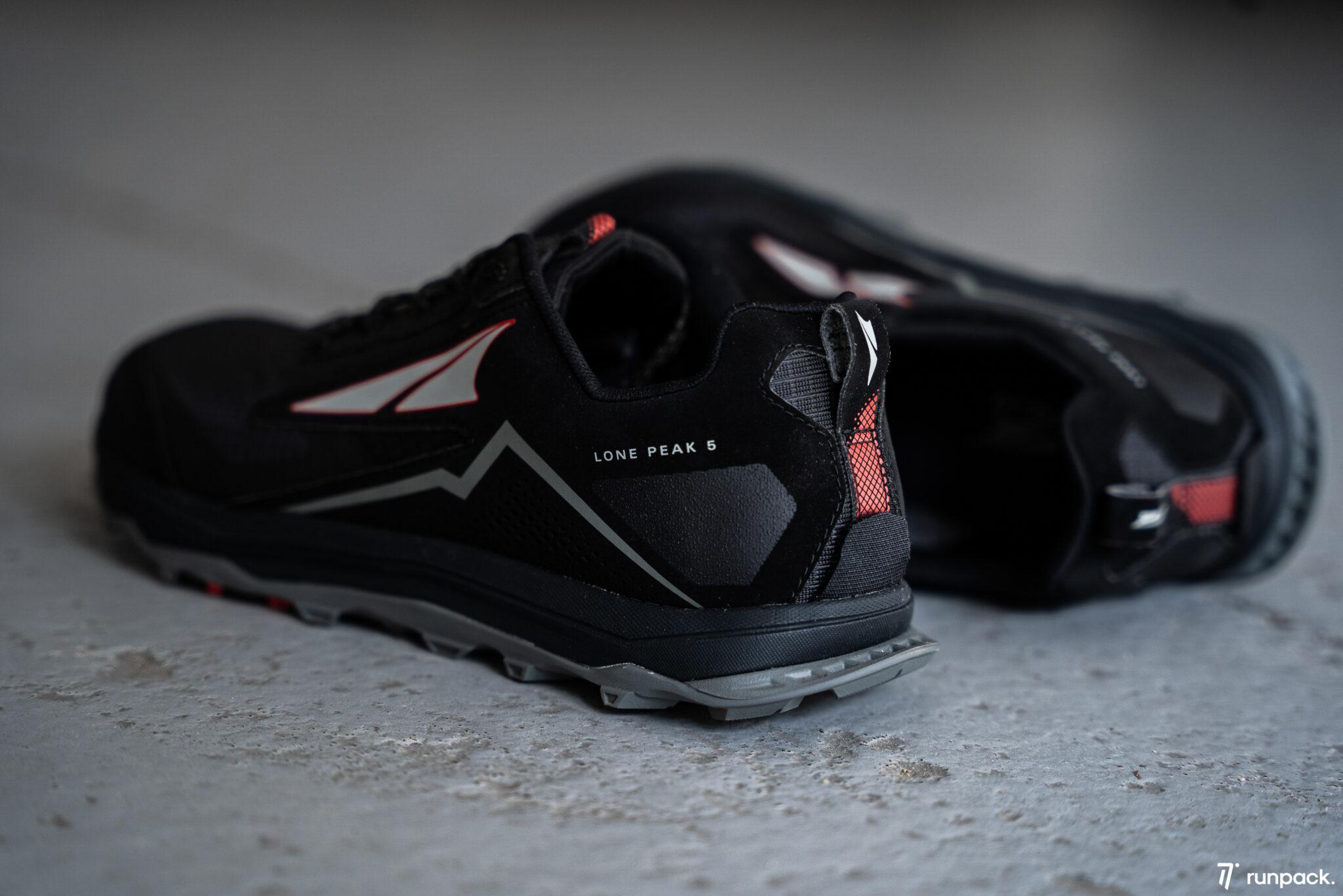 altra lone peak 5.0 chaussure trail runpack 5