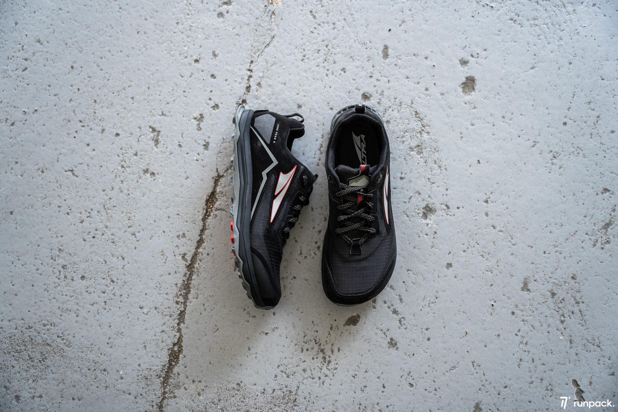 altra lone peak 5.0 chaussure trail runpack