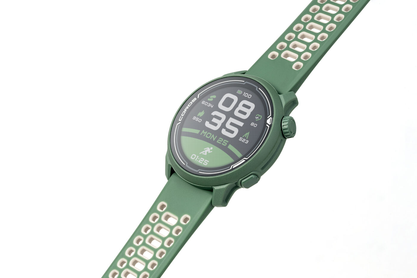 COROS PACE2 Speed Series Green