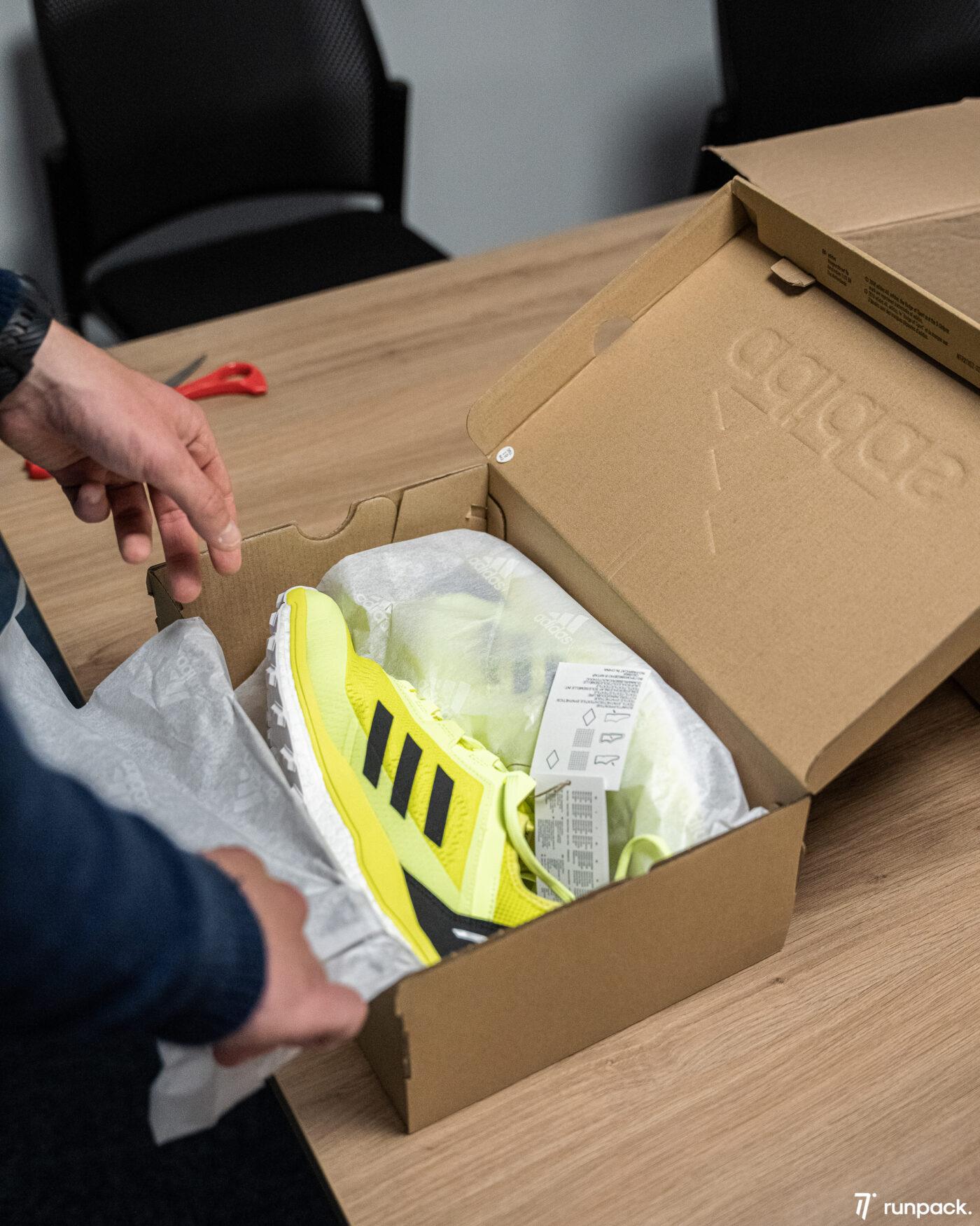 adidas rental pilot test runpack 8
