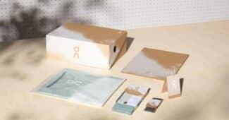 Image de l'article On Running proposera désormais des emballages durables!