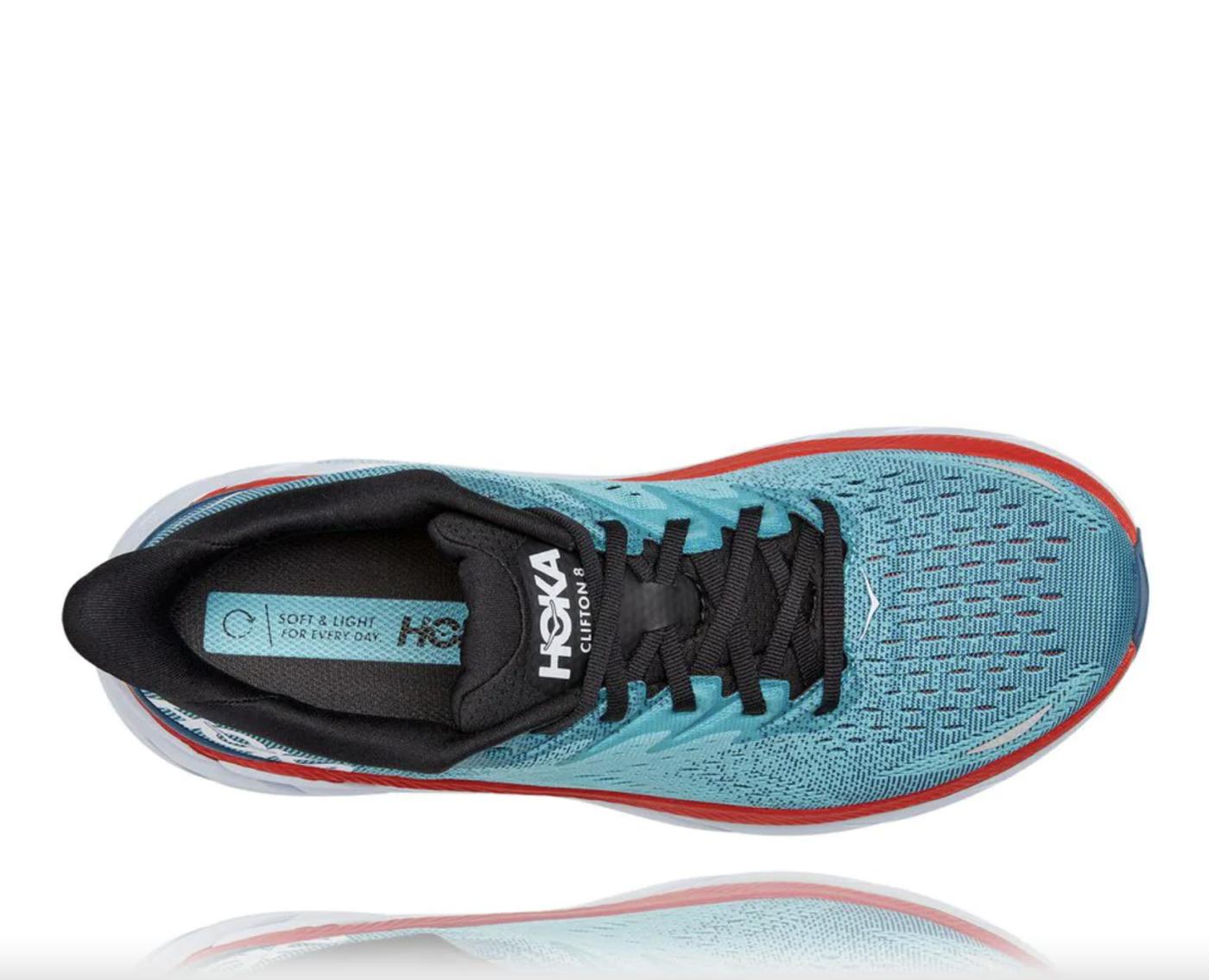 hoka one one clifton 8 running chaussure 3