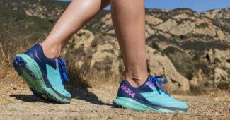 Image de l'article HOKA Zinal – la nouvelle chaussure de trail légère et dynamique!