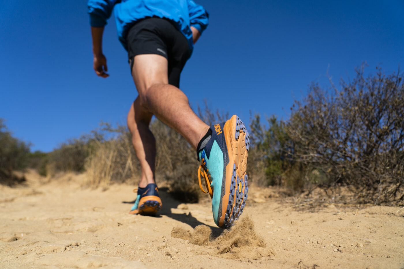 hoka zinal trail running 7