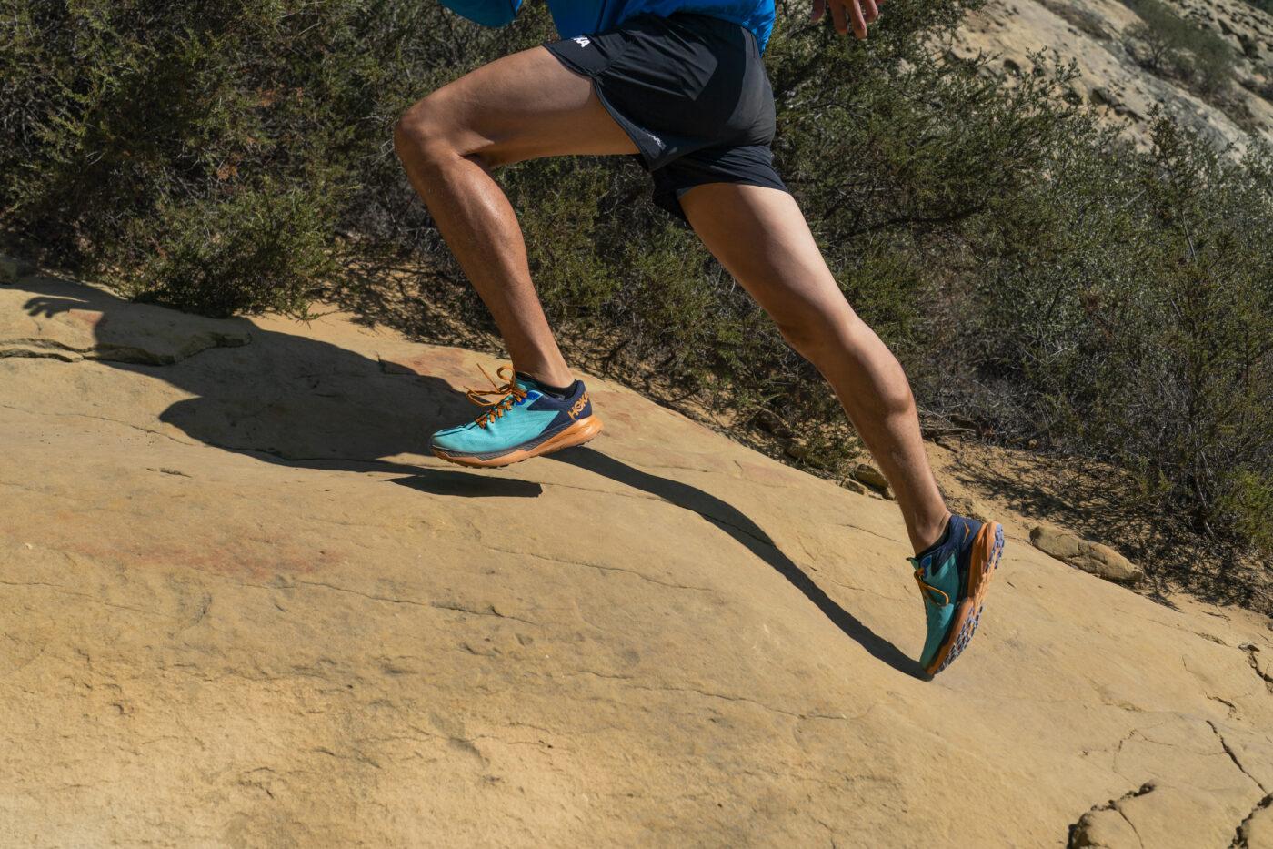 hoka zinal trail running 8