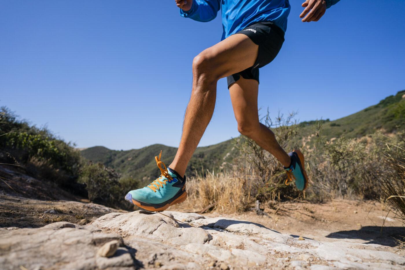 hoka zinal trail running 9